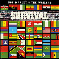 LP Bob Marley & The Wailers. Survival (LP)