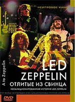 DVD Led Zeppelin: Отлитые из свинца / A to Zeppelin: The Led Zeppelin Story