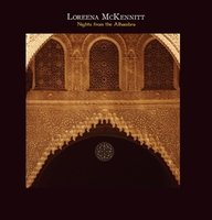 LP Loreena McKennitt. Nights From The Alhambra (LP)