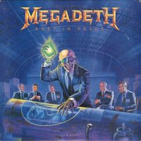 Megadeth. Rust In Peace (LP)