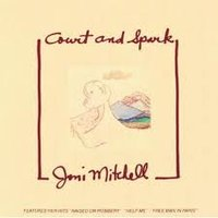 Joni Mitchell. Court And Spark (LP)
