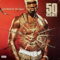 LP 50 Cent. Get Rich Or Die Tryin' (LP)