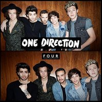 One direction. Four (CD)