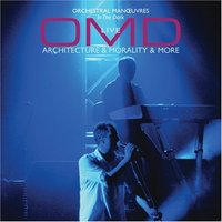OMD. Live: architecture & morality & more (CD)