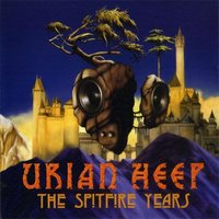 Uriah Heep. The Spitfire Years (CD)