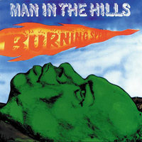 LP Burning Spear. Man In The Hills (LP)