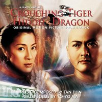 Audio CD O.S.T. Crouching tiger, hidden dragon. Original motion picture soundtrack
