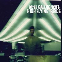 Audio CD Noel Gallagher. Noel Gallagher's high flying birds