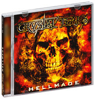 Audio CD Crystal Tears. Hellmade