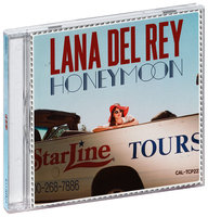 Lana Del Rey. Honeymoon (CD)