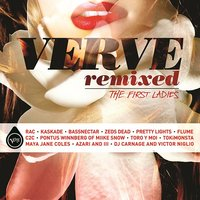 Audio CD Сборник. Verve Remixed - The First Ladies