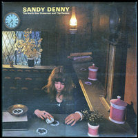 LP Sandy Denny. The North Star Grassman And The Ravens (LP)