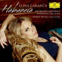 Audio CD Elina Garanca. Habanera