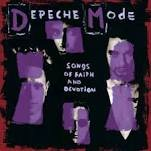 Depeche Mode – Songs Of Faith And Devotion (CD)