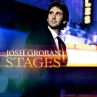 Audio CD Josh Groban. Stages