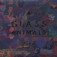 LP Glass Animals. Zaba (LP)