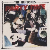 LP The Heptones. Party Time (LP)