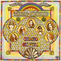 Lynyrd Skynyrd. Second Helping (LP)