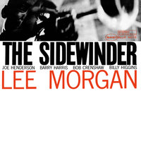 LP Lee Morgan. The Sidewinder (LP)