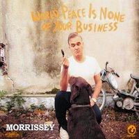 LP Morrissey. World Peace Is None Of Your Business (LP)