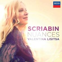 Audio CD Valentina Lisitsa. Scriabin. Nuance