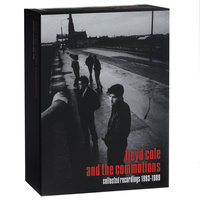 DVD + Audio CD Lloyd Cole and the Commotions. Collected recordings 1983-1989