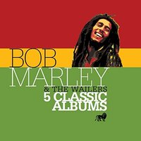 Bob Marley & The wailers. 5 classic albums (5 CD)