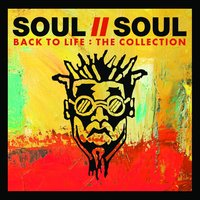 Audio CD Soul II Soul. The collection