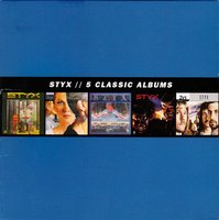 Styx. Classic albums (5 CD)