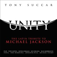 Audio CD Tony Succar. The Latin Tribute to Michael Jackson