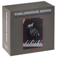 Audio CD Thelonious Monk. The complete riverside recordings