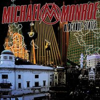 Audio CD Michael Monroe. Blackout states