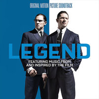 Audio CD OST. Legend featuring music from and inspired by the film / Саундтрек: Легенды