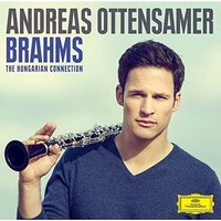 Audio CD Andreas Ottensamer. Brahms. The hungarian connection
