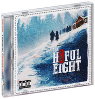 Audio CD Quentin Tarantino's: The Hateful Eight