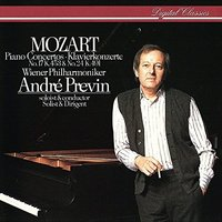 Audio CD Andre Previn. Mozart. Piano сoncertos No. 17 K.453 & 24 K.491