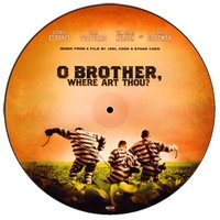 LP OST. O Brother, Where Art Thou? (LP) / O Brother, Where Art Thou? Music From The Motion Picture