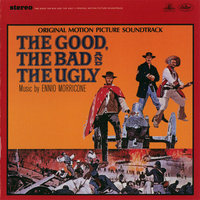LP OST. The Good, The Bad And The Ugly (LP)