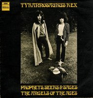 Audio CD T. Rex. Prophets, Seers & Sages: The angels of the ages