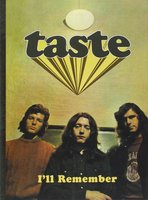 Audio CD Taste. I'll remember