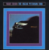 Oscar Peterson. Night Train (LP)