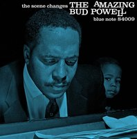 LP Bud Powell. The Scene Changes (LP)