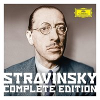 Audio CD Various Artists. Stravinsky: Complete Edition