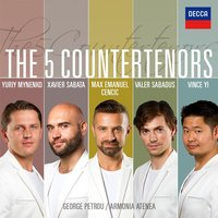 Audio CD Various Artists. The Five Countertenors
