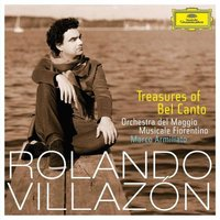 Audio CD Rolando Villazon. Treasures of Belcanto