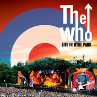DVD + Audio CD The Who. Live at Hyde Park (Deluxe)