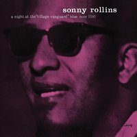 LP Sonny Rollins. A Night At The Village Vanguard (LP)