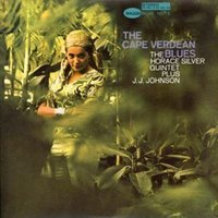 LP Horace Silver. The Cape Verdean Blues (LP)