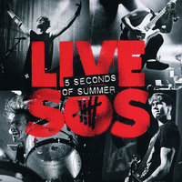 Audio CD 5 seconds of summer. Livesos