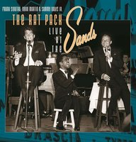 LP Frank Sinatra. The Rat Pack. Live (LP) / Frank Sinatra, Dean Martin & Sammy Davis Jr. The Rat Pack Live At The Sands